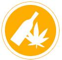 drug alcohol logo